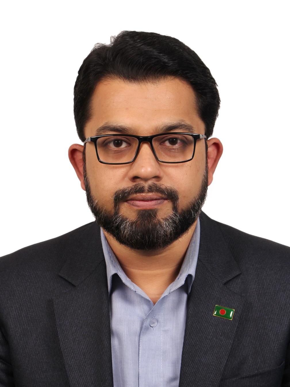 Dr Md Masumul Haq