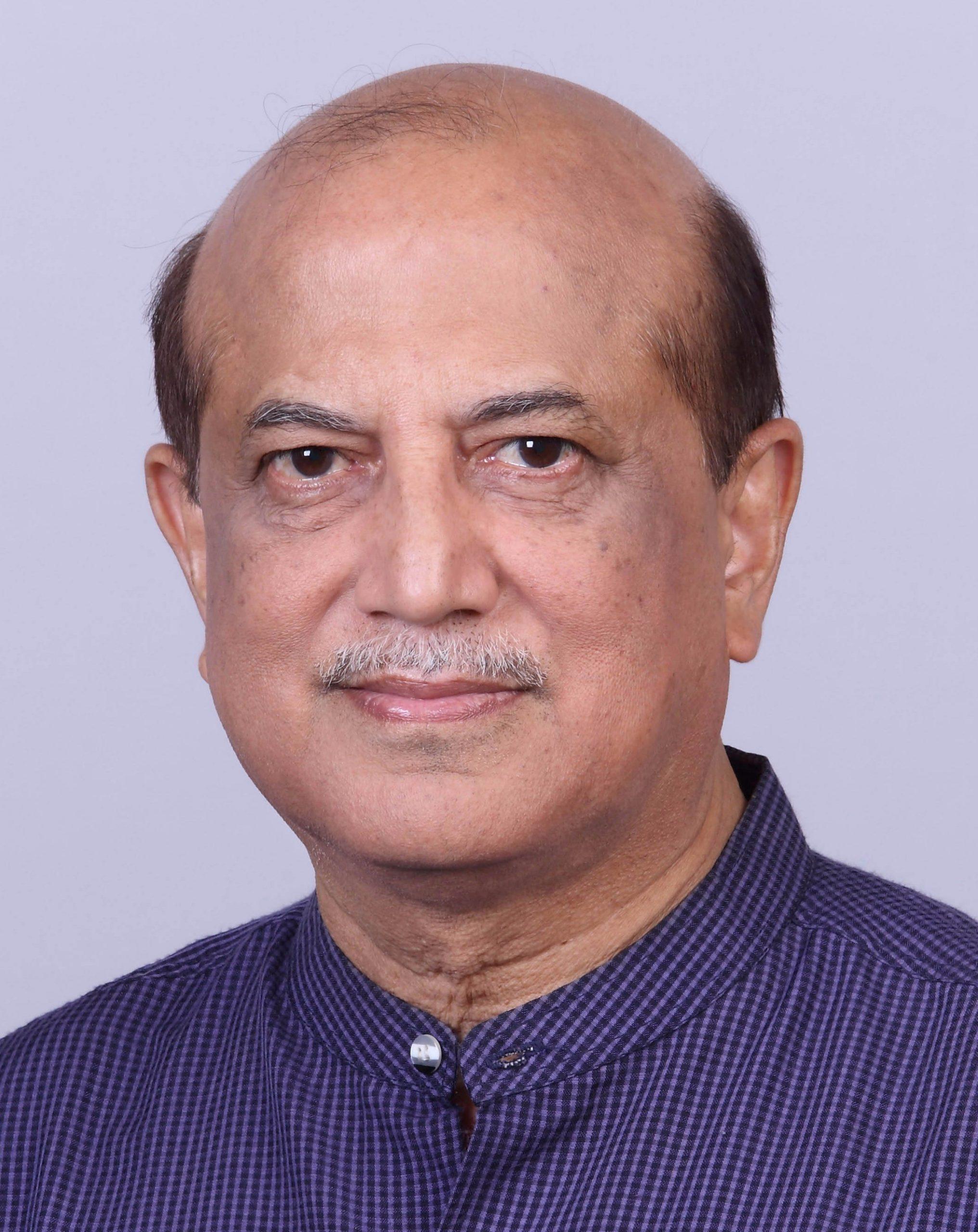 Dr. Ahmed Mushtaque Raza Chowdhury